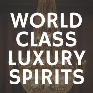 world class luxury spirits tasting